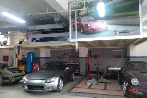 ROOSTER AUTOHAUS – Συνεργείο αυτοκινήτων στο Περιστέρι